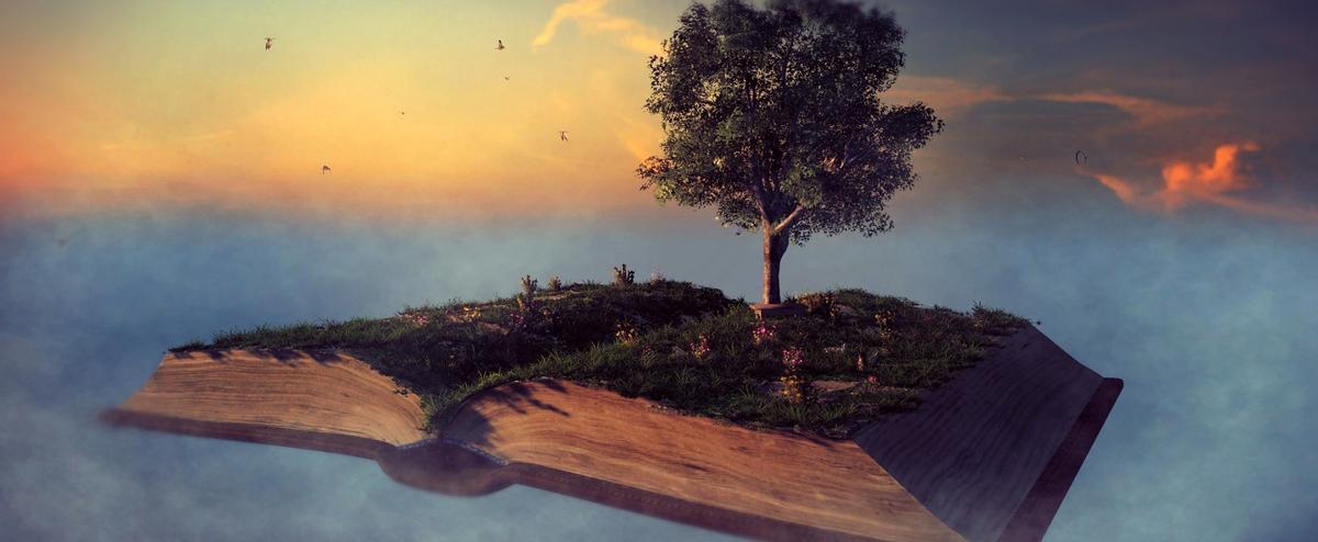 Træ i bog