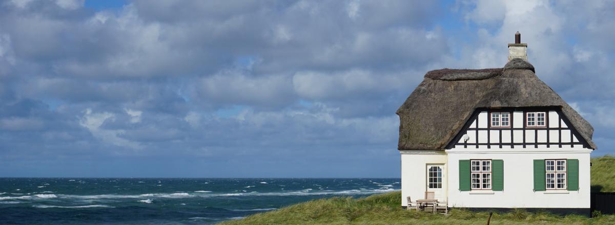 sommerhus i danske klitter