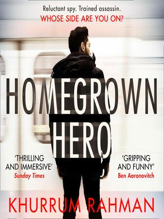 Khurrum Rahman: Homegrown hero (jay qasim, book 2)