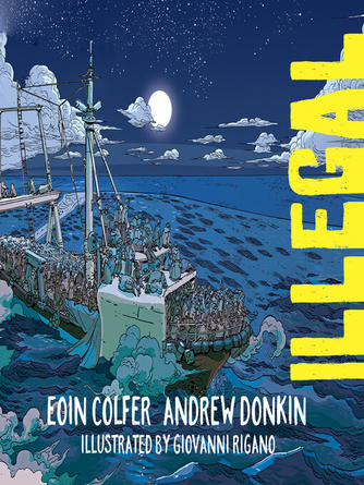 Eoin Colfer: Illegal