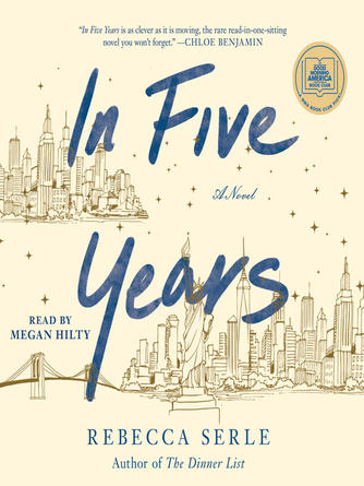 Rebecca Serle: In five years : A novel