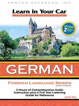 : Learn in your car german level two