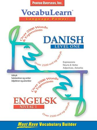 Inc Penton Overseas: Vocabulearn® danish level one