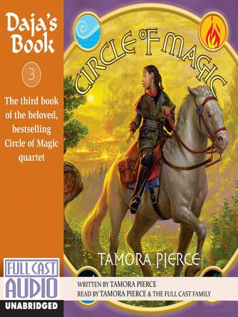 Tamora Pierce: Daja's book : Circle of Magic Series, Book 3