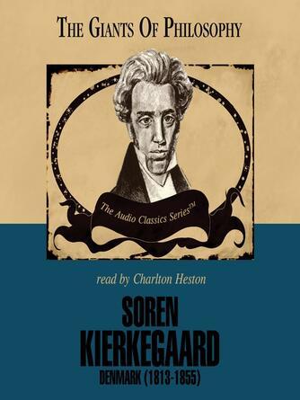 Prof. John Lachs: Soren kierkegaard : Denmark (1813-1855)