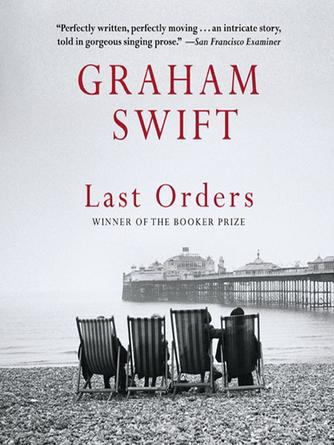Graham Swift: Last orders