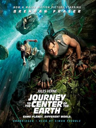 Jules Verne: Journey to the center of the earth