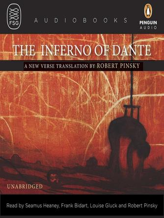 Dante Alighieri: The inferno of dante : A new verse translation by robert pinsky