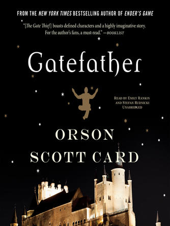 Orson Scott Card: Gatefather : Mither Mages Series, Book 3