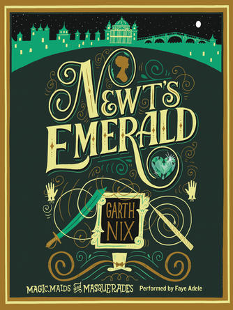 Garth Nix: Newt's emerald