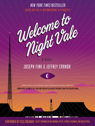 Joseph Fink: Welcome to night vale : A Novel