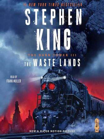 Stephen King: The waste lands : The Dark Tower Series, Book 3