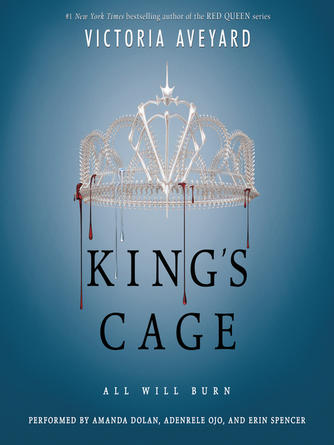 Victoria Aveyard: King's cage : Red Queen Series, Book 3
