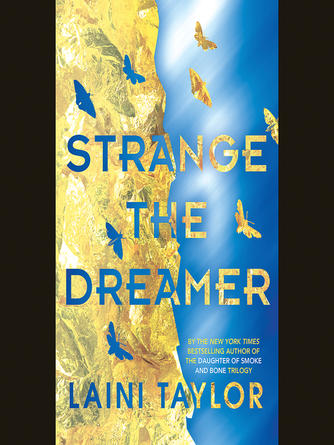 Laini Taylor: Strange the dreamer