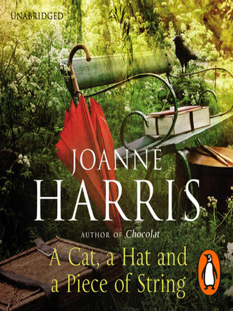 Joanne Harris: A cat, a hat, and a piece of string