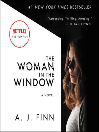 A. J. Finn: The woman in the window : A Novel