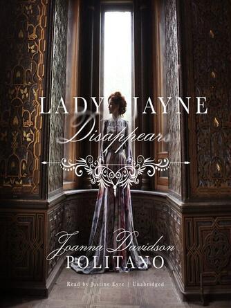 Joanna Davidson Politano: Lady jayne disappears