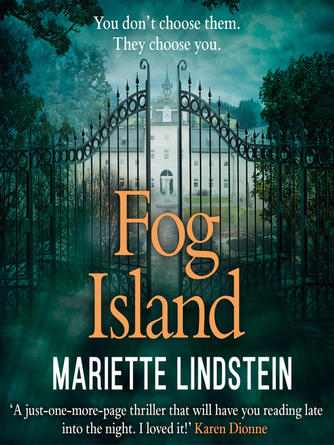 Mariette Lindstein: The cult on fog island : The Cult on Fog Island Trilogy, Book 1