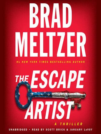 Brad Meltzer: The escape artist