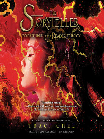 Traci Chee: The storyteller : Sea of Ink and Gold Series, Book 3