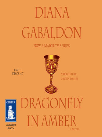 Diana Gabaldon: Dragonfly in amber : Outlander Series, Book 2