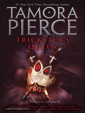 Tamora Pierce: Trickster's queen : Tortall: Daughter of the Lioness Series, Book 2
