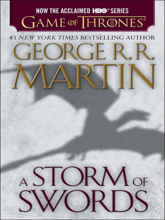 : A storm of swords : A Song of Ice and Fire Series, Book 3