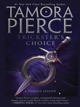 Tamora Pierce: Trickster's choice : Tortall: Daughter of the Lioness Series, Book 1
