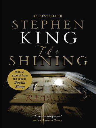 Stephen King: The shining : The shining series, book 1