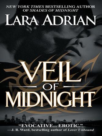 Lara Adrian: Veil of midnight : The Midnight Breed Series, Book 5