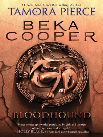 Tamora Pierce: Bloodhound : Tortall: Beka Cooper Series, Book 2