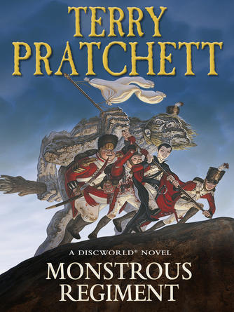 Terry Pratchett: Monstrous regiment : Discworld Series, Book 31