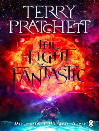 Terry Pratchett: The light fantastic : Discworld Series, Book 2