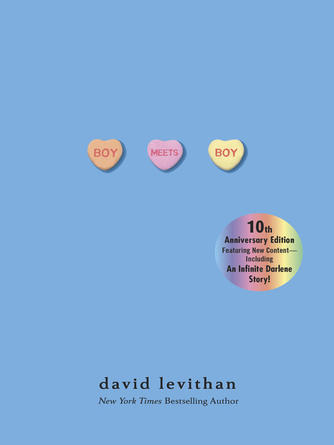 David Levithan: Boy meets boy