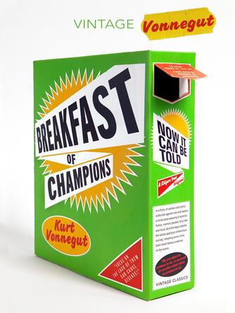 Kurt Vonnegut: Breakfast of champions