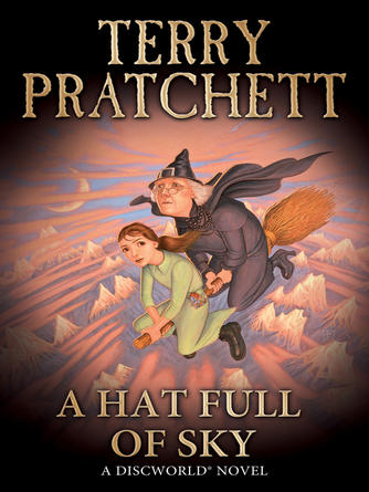 Paul Kidby: A hat full of sky : Discworld: Young Adult Series, Book 3