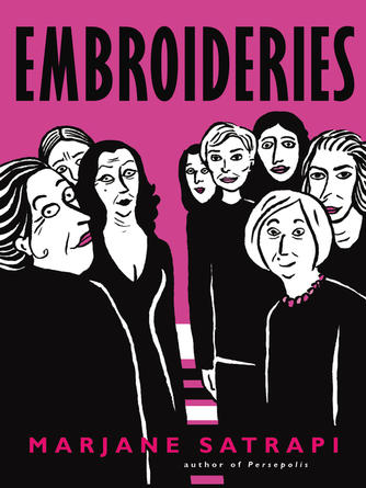 Marjane Satrapi: Embroideries