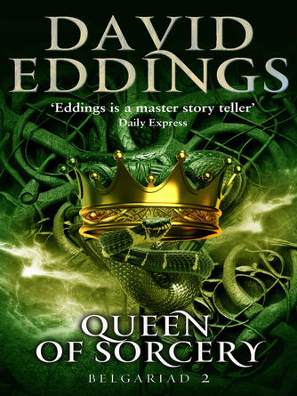 David Eddings: Queen of sorcery : Book Two Of The Belgariad