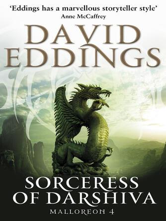 David Eddings: Sorceress of darshiva : (Malloreon 4)