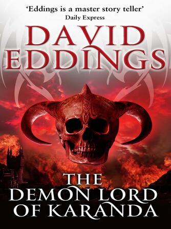 David Eddings: Demon lord of karanda : (Malloreon 3)