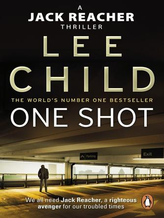 Lee Child: One shot : Jack Reacher Series, Book 9