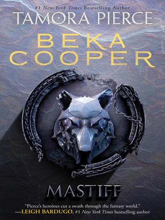 Tamora Pierce: Mastiff : Tortall: Beka Cooper Series, Book 3