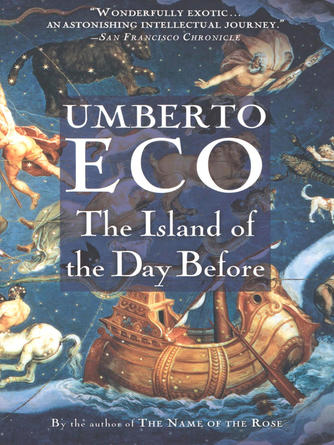 Umberto Eco: The island of the day before