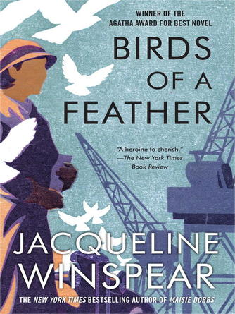 Jacqueline Winspear: Birds of a feather : Maisie Dobbs Series, Book 2