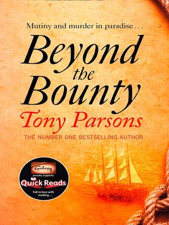 Tony Parsons: Beyond the bounty