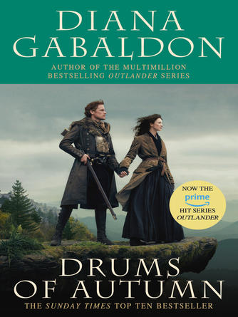 Diana Gabaldon: Drums of autumn : Outlander Series, Book 4