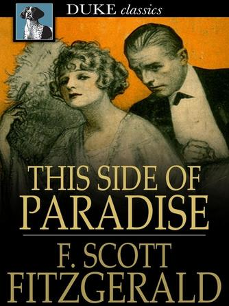 F Scott Fitzgerald: This side of paradise