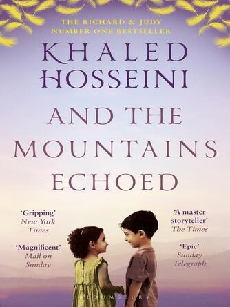 Khaled Hosseini: And the mountains echoed