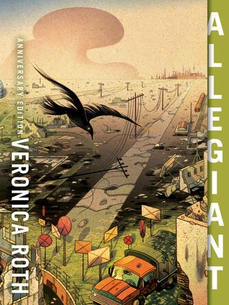 Veronica Roth: Allegiant : Divergent Trilogy, Book 3