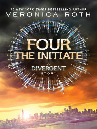 Veronica Roth: The initiate : A Divergent Story